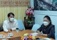 รูปภาพ : คณาจารย์ มทร.ล้านนา เชียงราย ร่วมให้คำปรึกษาการปรับปรุงแผนพัฒนา 5 ปี (พ.ศ. 2566 - 25670) เทศบาลตำบลเวียงเชียงแสน จังหวัดเชียงราย
