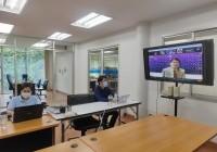 รูปภาพ : 17 ก.ย.64 : มทร.ล้านนา ร่วมประชุมรับฟังการมอบนโยบายและชี้แจงการจัดทำแผนปฏิบัติการการอุดมศึกษา ผ่าน Zoom Meeting