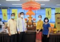 รูปภาพ : วันที่ 17 กันยายน 2564 โครงการเผยแพร่องค์ความรู้เรื่องกฐิน โดยศูนย์วัฒนธรรมศึกษา กองการศึกษาน่าน