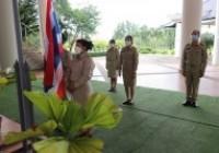 รูปภาพ : มทร.ล้านนา เชียงราย จัดกิจกรรมเนื่องในวันพระราชทานธงชาติไทย 28 กันยายน (Thai National Flag Day) ประจำปี 2564