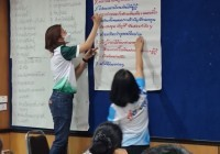 Image : สาขาการบัญชี มทร.ล้านนา เชียงราย จัดโครงการฝึกอบรมเชิงปฏิบัติการ การจัดทำบัญชีกองทุนหมู่บ้าน รุ่นที่ 2 ภายใต้โครงการมหาวิทยาลัยสู่ตำบล สร้างรากแก้วให้ประเทศ (U2T)