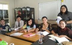 ประชุมเตรียมความพร้อมนักศึกษาที่ได้รับทุนเข้าร่วมโครงการ LEX ณ Kanazawa Institute of Technology ประเทศญี่ปุ่น
