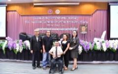 นักศึกษารางวัลพระราชทาน มทร.ล้านนา ร่วมเสวนา สกอ.การจัดการศึกษาสำหรับคนพิการ