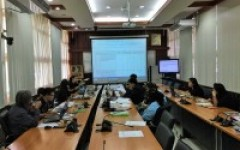 โครงการวิพากษ์รายงานการประเมินตนเอง (SAR) มทร.ล้านนา (31 ส.ค. - 1 ก.ย. 60)