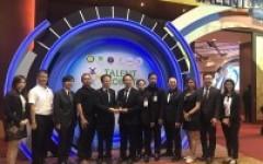 มทร.ล้านนา รับรางวัล TM Network Best Performance