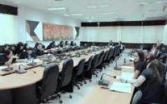 ประชุมแต่งตั้งเจ้าหน้าที่ตรวจสอบพัสดุ ประจำปี 2560