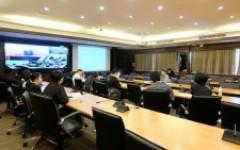 ศูนย์วัฒนธรรมศึกษาจัดประชุมเพื่อทบทวนคำเสนอขออนุมัติงบประมาณประจำปี 2562