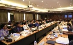 มทร.ล้านนา จัดการประชุมคณะกรรมการบริหารมหาวิทยาลัย ครั้งที่ 11/2560