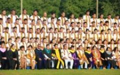 จัดการฝึกซ้อมย่อยพิธีรับพระราชทานปริญญาบัตร  ครั้งที่ 31  ประจำปีการศึกษา 2559
