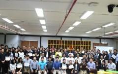 """โครงการอบรมเชิงปฏิบัติการ """"การจัดการศึกษาแบบซีดีไอโอ"""" (CDIO-Cascading Programme 2017)"""
