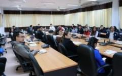 มทร.ล้านนา เชียงราย จัดการประชุมโครงการพัฒนาระบบและติดตามผลการดำเนินงานประกันคุณภาพการศึกษา
