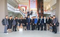 คณะผู้บริหารและบุคลากร มทร.ล้านนา ร่วมสัมมนาเครือข่ายจัดการความรู้ สู่การขับเคลื่อน Thailand 4.0 ณ มทร.อีสาน นครราชสีมา