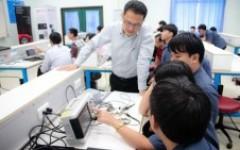 สาขาวิศวกรรมไฟฟ้า มทร.ล้านนา ลำปาง จัดอบรมสัมมนาออสซิลโลสโคปและการประยุกต์ใช้งาน