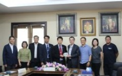 โครงการประชุมร่วมกับผู้แทนจาก Singapore Polytechnic ประเทศสิงคโปร์