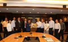 คณะผู้บริหาร TCC Group เข้าหารือร่วมกับ ผู้บริหาร มทร.ล้านนา