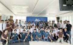 วิทยาลัยเทคโนโลยีและสหวิทยาการ จัดโครงการอบรม Michelin Talent and Delvelopment ณ วิทยาลัยเทคนิคสัตหีบ จังหวัดชลบุรี