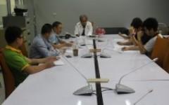 ประชุมเตรียมความพร้อม พิธีพระราชทานปริญญาบัรตร ประจำปีการศึกษา 2560