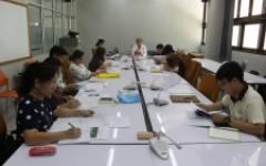 การประชุมผลการสำรวจภาวะการมีงานทำของบัณฑิต มหาวิทยาลัยเทคโนโลยีราชมงคลล้านนา