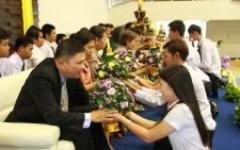 พิธีไหว้ครู ประจำปีการศึกษา  2561