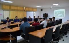 ผู้บริหารคณาจารย์ มหาวิทยาลัยราชภัฏกำแพงเพชร ให้เกียรติเยี่ยมชมการเรียนการสอนวิทยาลัยเทคโนโลยีและสหวิทยาการ
