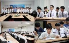 เตรียมพร้อมนักศึกษาก่อนออกฝึกประสบการณ์วิชาชีพครู 2/2561