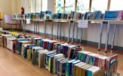 แจ้งการให้บริการห้องสมุด หมวดหนังสือ 700 800 900 และโซนบริการโต๊ะรับประทานอาหาร