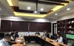 สำนักงานคณะกรรมการการอุดมศึกษา ได้ลงพื้นที่ติดตามความก้าวหน้าโครงการ Talant Mobility ของหน่วยร่วมดำเนินงาน