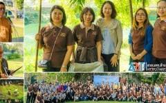 บุคลากร วิทยบริการฯ ร่วมฯ โครงการ จิตอาสาเราทำความดีด้วยหัวใจ คืนน้ำใส คูเวียงเจ็ดลิน