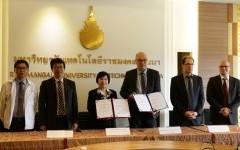 มทร.ล้านนา เดินหน้าพัฒนาการศึกษาจับมือ TU Dortmund ถอดบทเรียนสู่การวิจัยนานาชาติด้าน WiL