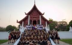โครงการปฏิบัติธรรมส่งเสริมพระพุทธศาสนาแก่นักศึกษา เนื่องในวันมาฆบูชา
