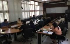ประชุมคณะกรรมการการจัดการความรู้ (KM) ครั้งที่ 3