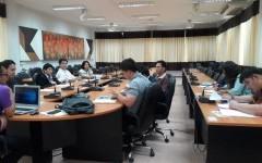 ประชุมเตรียมความพร้อมโครงการบวชป่าและแนวป้องกันไฟป่า