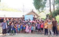 โครงการ ACC มอบไออุ่น Ep.2 ณ โรงเรียนบ้านอาข่าแม่ตาช้าง อ.แม่สรวย จ. เชียงราย