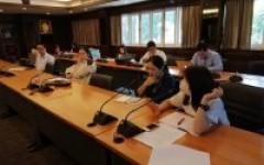 ประชุมคณะกรรมการการจัดการความรู้ (KM) ครั้งที่ 4