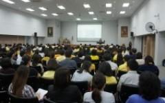 โครงการประชุมสัมมนาเชิงปฏิบัติการการจัดทำรายงานผลการดำเนินงานของหลักสูตร (มคอ.7) ประจำปีการศึกษา 2561