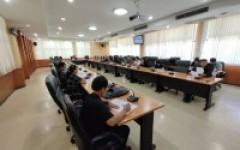 การประชุมคณะกรรมการตรวจสอบพัสดุ ประจำปีงบประมาณ 2561