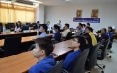 วิทยาลัยเทคโนโลยีและสหวิทยาการ รับการตรวจประเมินประกันคุณภาพระดับหลักสูตร ประจำปี 2561