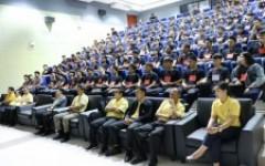 คณะวิศวกรรมศาสตร์ มทร.ล้านนาพิษณุโลก จัดกิจกรรม Smart Camp ระหว่างวันที่  10-14 มิถุนายน  2562