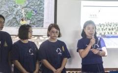 บุคลากร มทร.ล้านนา ลงพื้นที่ร่วมกับตัวแทน ปตท. เป็นพี่เลี้ยงชุมชน ศึกษาวิธีการใช้พลังงานทดแทนในชุมชนบ้านกองกาน