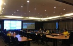 ประชุมจัดทำรายงานการประเมินตนเอง (SAR) ระดับสถาบัน ปีการศึกษา 2561