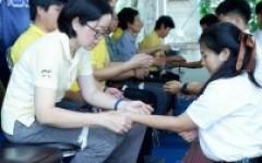 คณาจารย์ และนักศึกษา หลักสูตร วศ.บ.ยธ เข้าร่วมพิธีไหว้ครู ประจำปีการศึกษา 2562