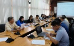 การประชุมเตรียมความพร้อมในการเข้าร่วมกิจกรรมประกวดขบวนกระทงใหญ่ ประจำปี พ.ศ.2562 ครั้งที่ 2