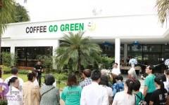 มทร.ล้านนา ลำปาง เปิดอาคาร  Coffee Go Green  พร้อมหน่วยปฏิบัติการด้านเครื่องดื่มที่มีศักยภาพสูง
