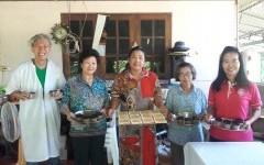 อาจารย์ มทร.ล้านนา ลำปาง เป็นวิทยากรฝึกอบรมแปรรูปผลิตผลทางการเกษตร