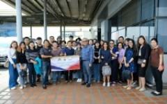 งานวิเทศสัมพันธ์ร่วมต้อนรับนักศึกษาแลกเปลี่ยนจาก Guangxi Normal University สาธารณรัฐประชาชนจีน