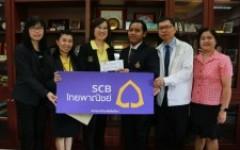 ธนาคารไทยพานิชย์มอบทุนการศึกษาต่อยอดการศึกษานศ. ราชมงคลล้านนา