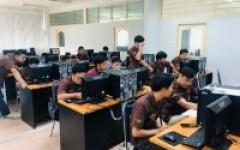 ประมวลภาพกิจกรรม อบรมการใช้งานฐานข้อมูลออนไลน์ ให้กับนักศึกษาหลักสูตรวิศวกรรมอิเล็กทรอนิกส์และระบบควบคุมอัตโนมัติ Sec 1 วันที่ 14 พฤศจิกายน 2562