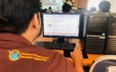 ประมวลภาพกิจกรรม อบรมการใช้งานฐานข้อมูลออนไลน์ ให้กับนักศึกษาหลักสูตรวิศวกรรมอิเล็กทรอนิกส์และระบบควบคุมอัตโนมัติ Sec 2 วันที่ 21 พฤศจิกายน 2562