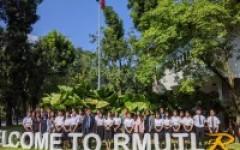 โครงการปฐมนิเทศนักศึกษาแลกเปลี่ยนจาก Chongqing University of Technology (CQUT) สาธารณรัฐประชาชนจีน