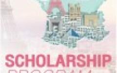 ประชาสัมพันธ์ทุนการศึกษา Franco - Thai Scholarship Program ประจำปี 2563 ระดับปริญญาโทและเอก ณ ประเทศฝรั่งเศส